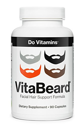 VitaBeard - Beard Growth Supplements for Men -...