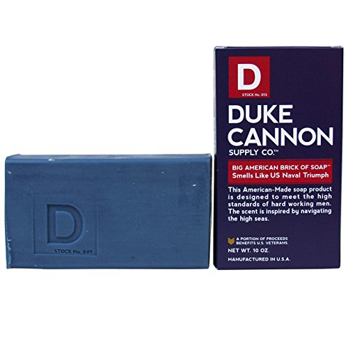 Duke Cannon Men's Bar Soap - 10oz. Big American...