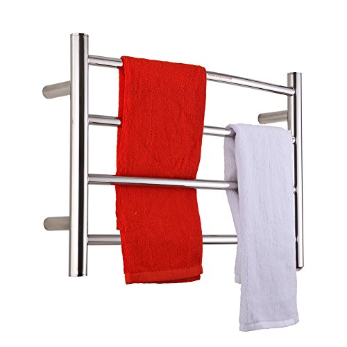 SHARNDY Electric Towel Warmer Curve Towel Bars...