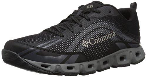 Columbia Men's Drainmaker IV Water Shoe, Black,...