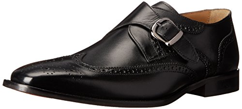 Florsheim Men's Sabato Wing Tip Monk Strap Oxford