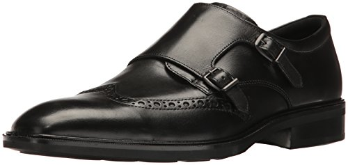 ECCO Men's Illinois Monk Strap Slip-on Loafer