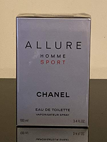 ALLURE HOMME SPORT Eau De Toilette Spray for Men...