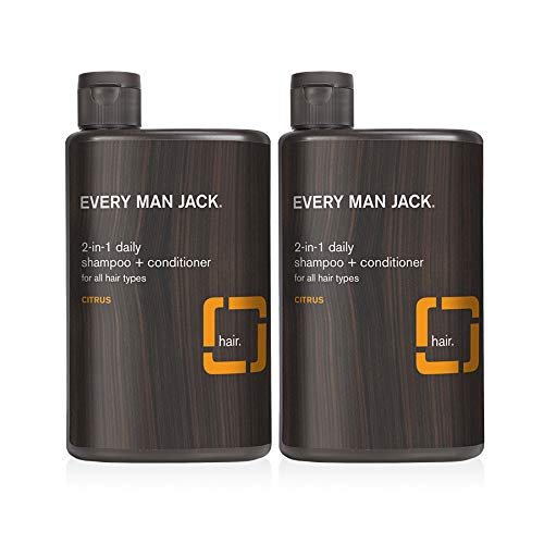 Every Man Jack 2-in-1 Daily Shampoo - Citrus |...