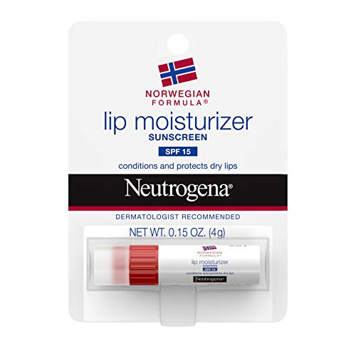 Neutrogena Norwegian Formula Lip Moisturizer With...