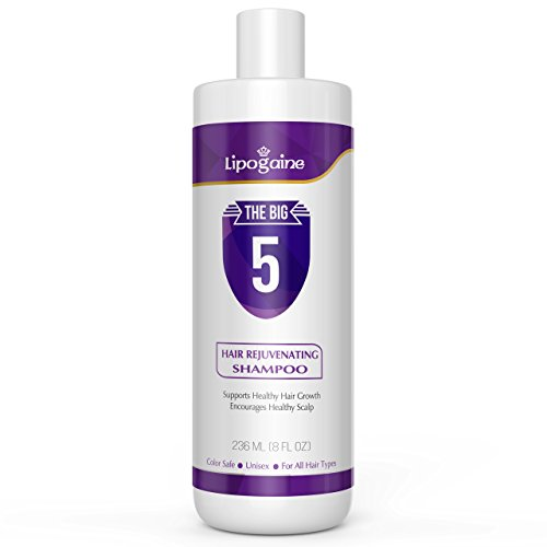 Lipogaine Hair Stimulating Shampoo for Hair...