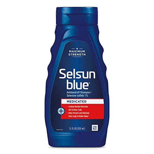 Selsun Blue Medicated Maximum Strength Dandruff...