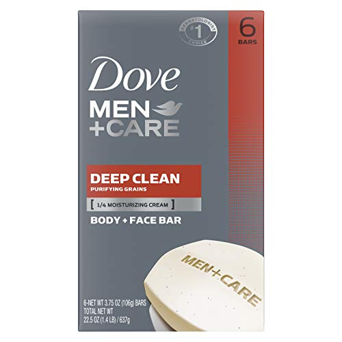 Dove Men+Care Body Soap and Face Bar More...