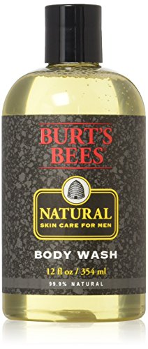 Burt's Bees Natural Skin Care Body Wash for Men,...