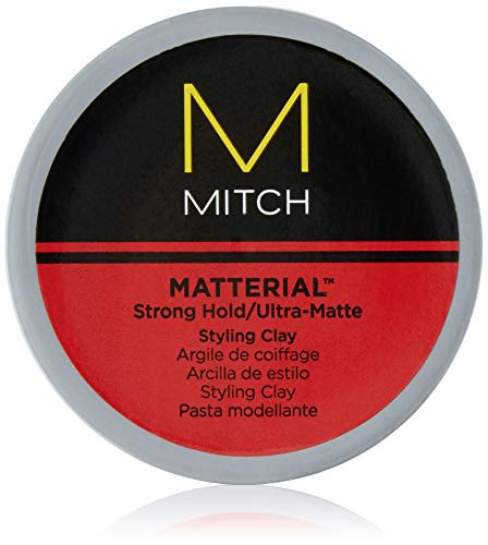 Paul Mitchell Mitch Matterial Hair Clay for Men,...