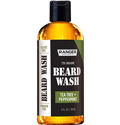 Beard Wash Shampoo by Ranger Grooming Co by Leven...