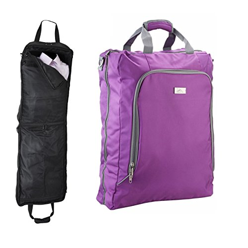 Cabin Max Garment Bags Carry on Luggage Dress and...