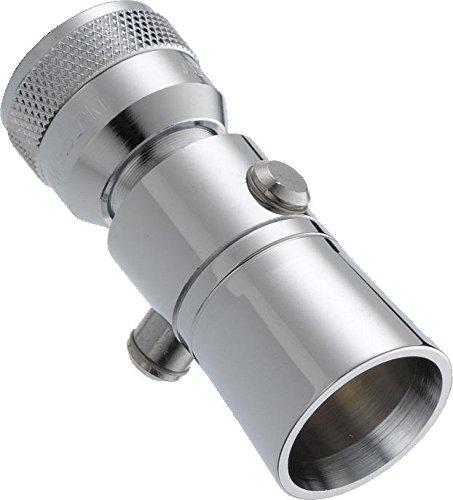 Delta Faucet Single-Spray Shower Head, Chrome...