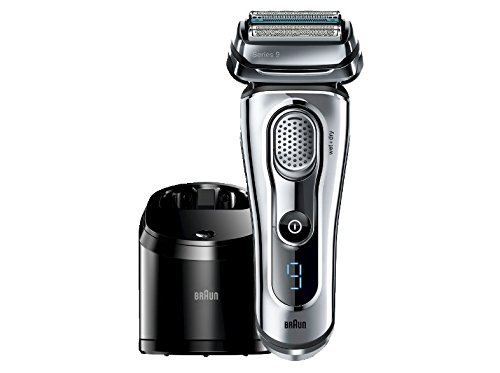 Braun Series 9-9095cc Wet and Dry Foil Shaver for...