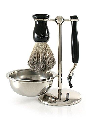 Edwin Jagger Shaving Gift Set - Pure Badger...