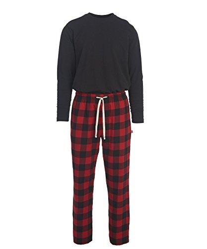 Woolrich Men's Fireside Flannel Pajama Set, Old...