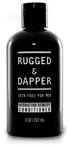 RUGGED & DAPPER Hair and Beard Conditioner for...