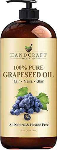 Handcraft Grapeseed Oil - 100% Pure and Natural -...