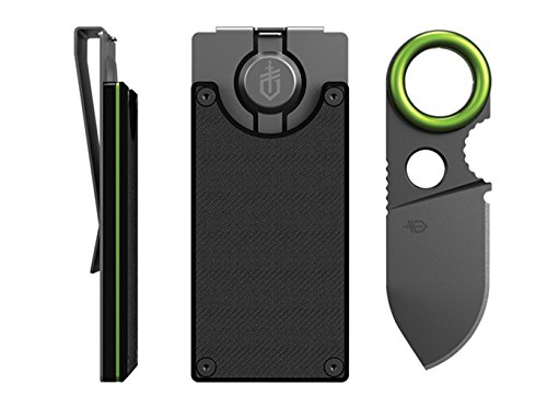Gerber GDC Money Clip w/ Built-in Fixed Blade...