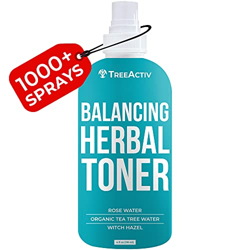 TreeActiv Balancing Herbal Toner | Anti-Aging &...