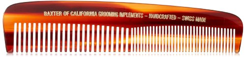 Baxter of California Beard Comb | 3.25