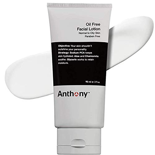 Anthony Oil Free Facial Lotion, 3 Fl Oz