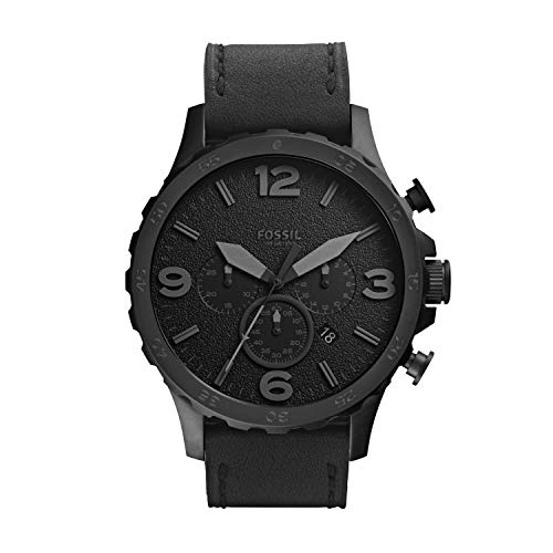 Fossil Men's Nate Quartz Stainless Steel and...