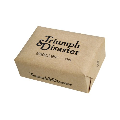 Triumph and Disaster Shearer's Soap (130g.)