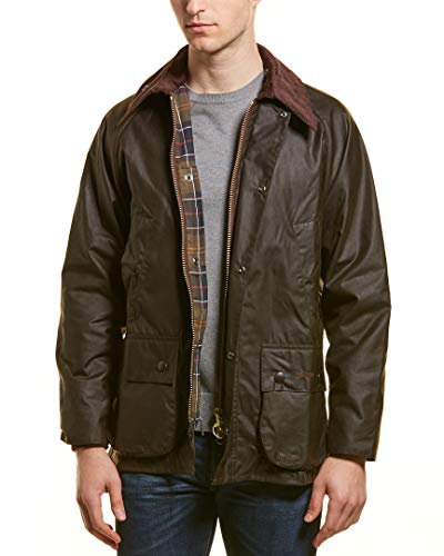 Barbour Classic Bedale Wax Jacket - Men's Olive,...