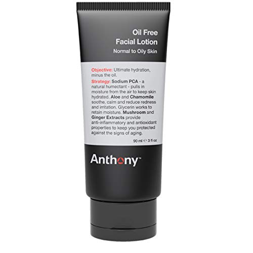 Anthony Oil Free Facial Lotion, 3 Fl Oz, Contains...