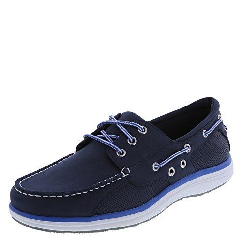 Dexter Men's Navy Men's Benton Boat Shoe 7.5...