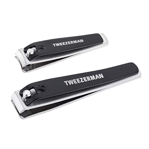 Tweezerman Stainless Steel Nail Clipper Set Model...