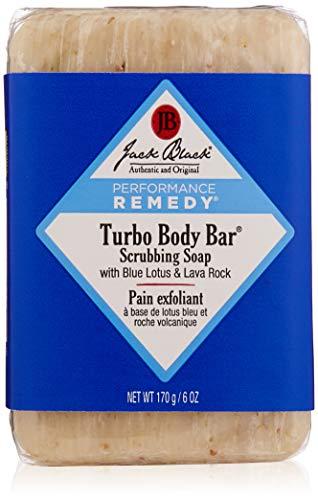 Jack Black - Turbo Body Bar Scrubbing Soap, 6 oz -...