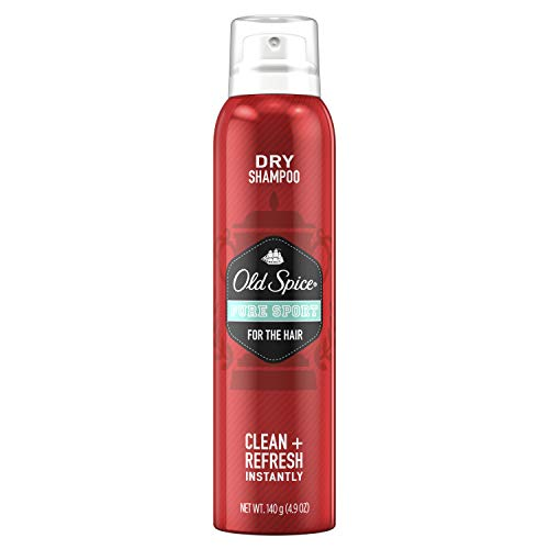 Old Spice Dry Shampoo for Men