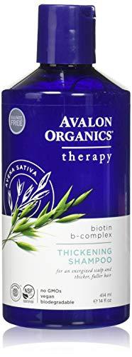 Avalon Organics Biotin B-Complex Thickening...