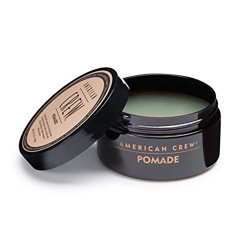 American Crew Pomade, 3 oz, Smooth Control with...