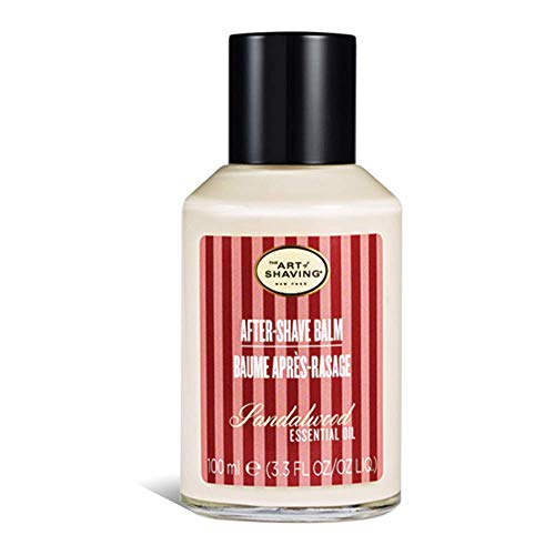 The Art of Shaving Sandalwood After-Shave Balm and...