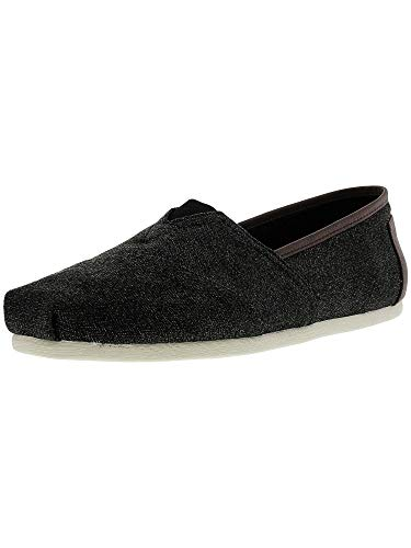 TOMS Men's Classic Canvas Slip-On, Charcoal...