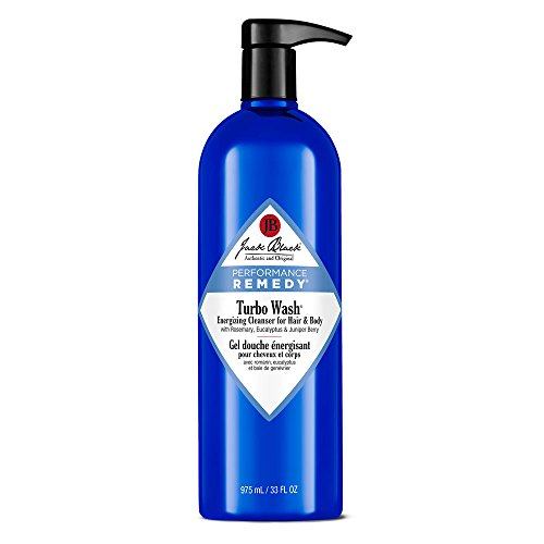 Jack Black Turbo Wash Energizing Cleanser for Hair...