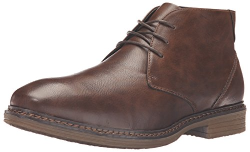 IZOD Men's Nocturne Chukka Boot, Dark Brown, 7 M...