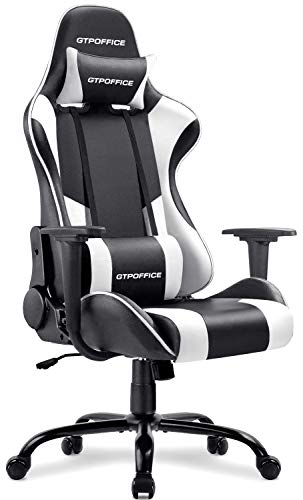 GTPOFFICE Gaming Chair Massage Office Computer...