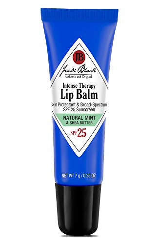 Jack Black Intense Therapy Lip Balm SPF 25,...