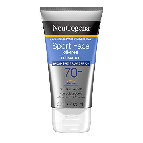Neutrogena Sport Face Oil-Free Lotion Sunscreen...