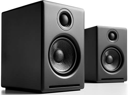 Audioengine A2 Plus 60W Powered Desktop Speakers,...