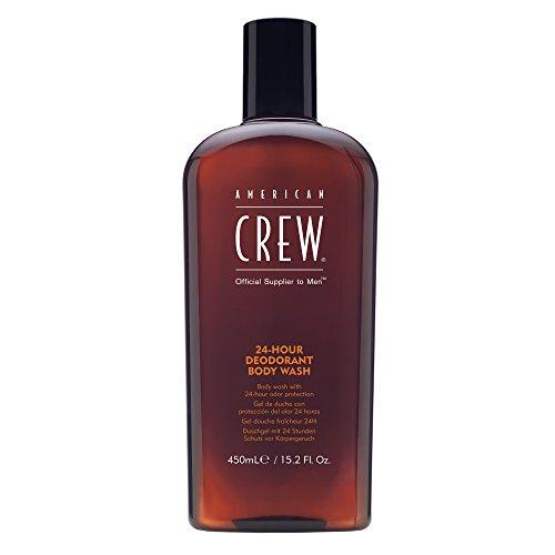 American Crew Men's 24 Hour Deodorant Bodywash,...