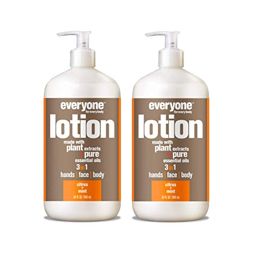 Everyone Lotion, Citrus and Mint, 32 Fl Oz (Pack...