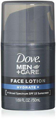 Dove Men + Care Face Lotion Hydrate + 1.69 OZ -...