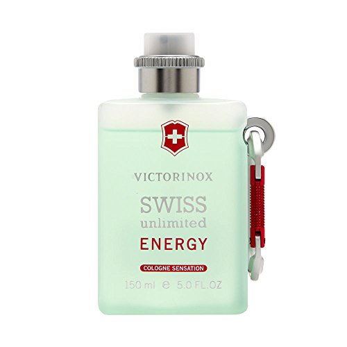 Victorinox Swiss Unlimited Energy Eau de Cologne...