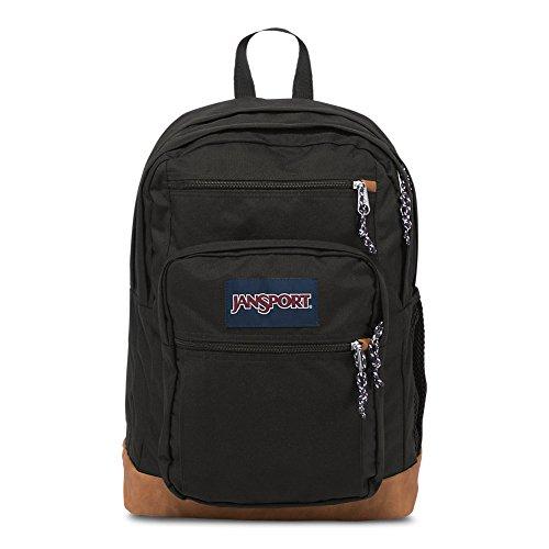 JANSPORT Cool Student Backpack - Black