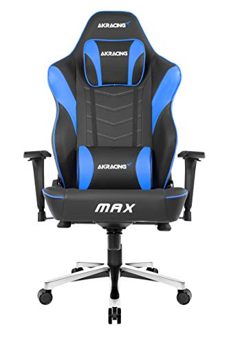 AKRacing Masters Series Max Gaming Chair with Wide...